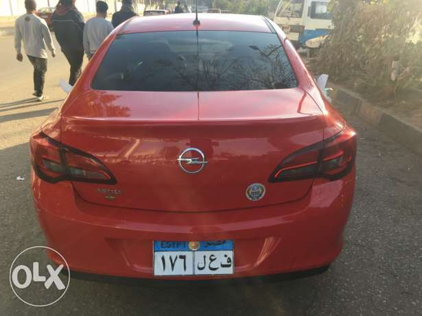 Opel astra 2016 for sale