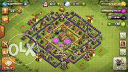 1Clash of royal and 2 clans