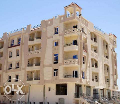 Apartment for sale in Tiba Plaza, Hurghada.