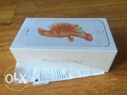 IPhone 6s Plus 64GB Gold - Warranty Tradeline بهتيم -  1