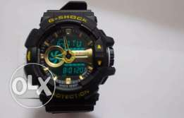 casio g shock ga 400 yellow tailandia