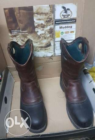 Georgia mud dog work boots made in the USA