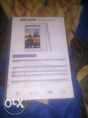 ARCHOS 55 Hulim plus