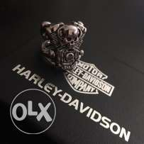 original Harley Davidson ring