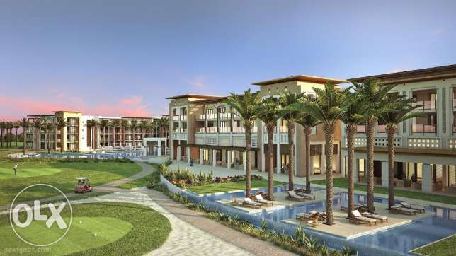10% down payment own Apartment in Palm Hills New Cairo مدينة نصر -  1