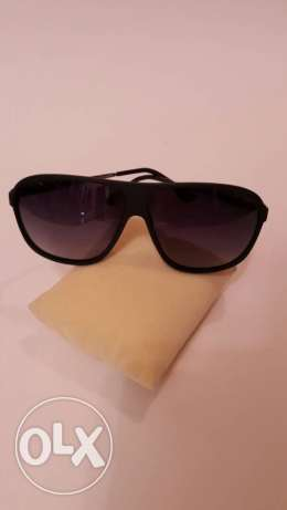 Black Police Sunglasses (Made In Italy)