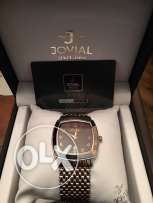 *Brand New* Jovial watch - men