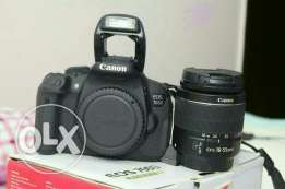 Canon 700 d package