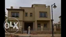 Luxury Resale Villa 1000 compound Palm Hills Katameya