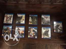 9 GAMES for PS4