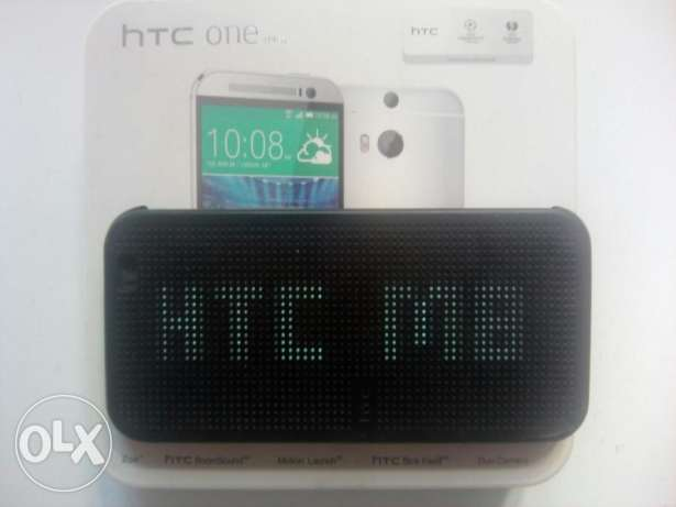 HTC M8 - 32G rom - 2.5GHz snap dragon - 2 ram - dual cam وسط القاهرة -  1