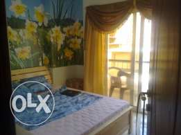 One bedroom apartment for rent in Compound. Fully furnished.Interconti