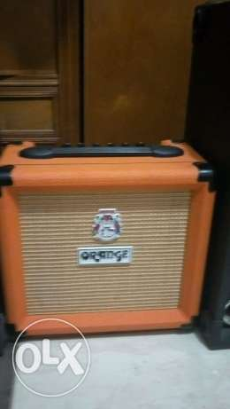 Orange amp crush 12