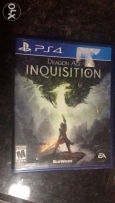 PS4 Games- Dragon Age Inquisition