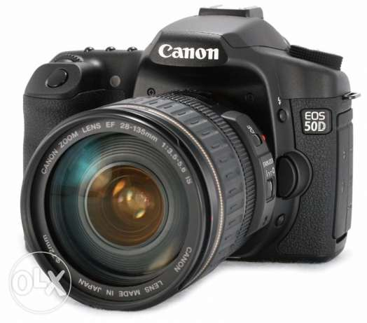 Canon 50D used عين شمس -  6