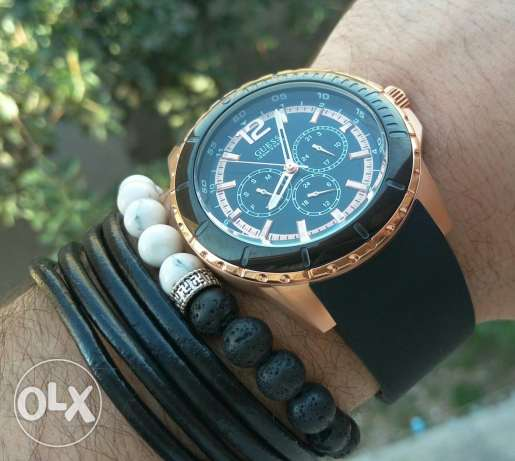Guess Rubber Black