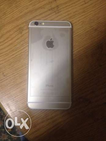I phone 6 plus 64 giga Gold
