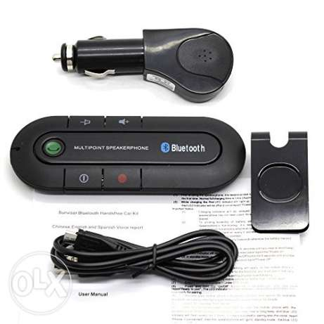 multipoint bluetooth headset for car new