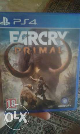 Farcry primal and rise of tomb raider 20 years edition for sell