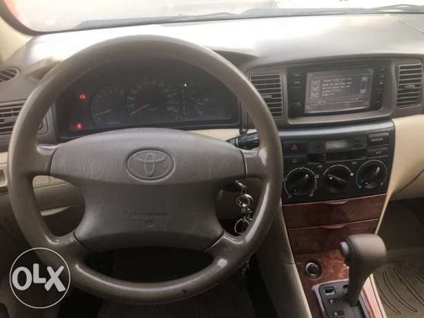 Toyota COROLLA 2006 خليجي شيراتون -  8
