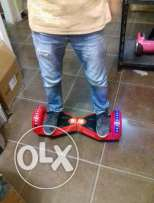 Hover board 8 inch with lights new