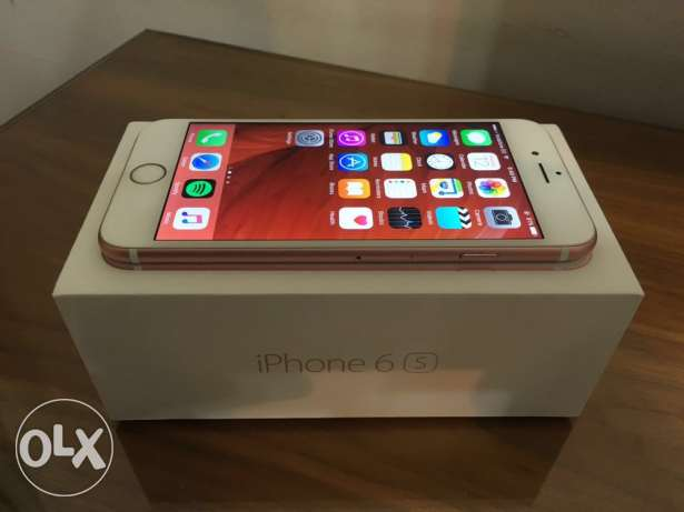iphone 6s 16Gb الشيخ زايد -  6