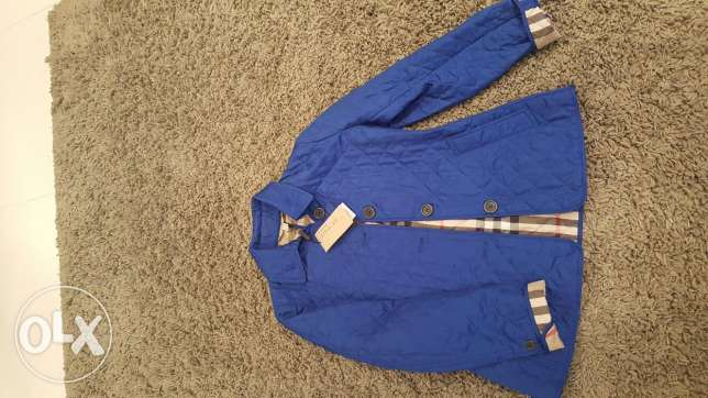 authentic burberry jacket size s-m مدينة نصر -  1