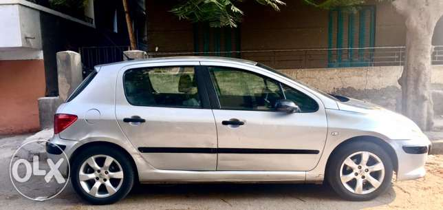 Peugeot 307 great condition الصحفيين -  4