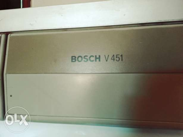BOSCH V451 Automatic washing machine حى الجيزة -  1