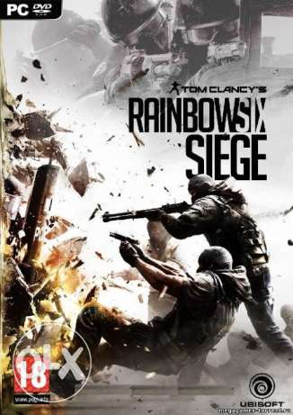 Tom.Clancys.Rainbow.Six.Siege for pc القاهره -  1