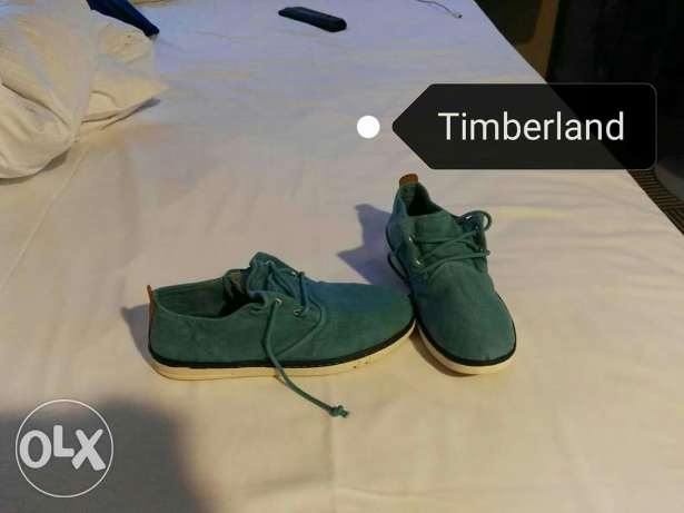 Timberland size 7 M Junior (37)