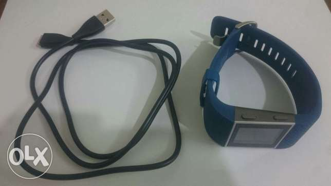 Fitbit Surge Blue Large + Charger