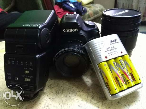 Canon 5D mirk 1 and Lens 50 and Lens 28/200 القاهرة -  7