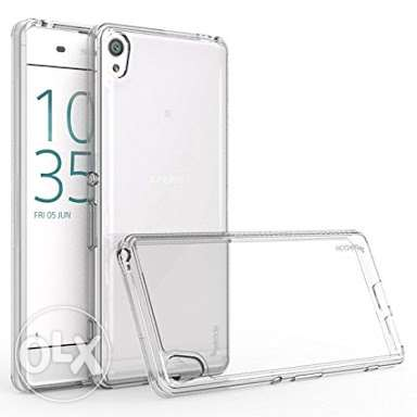SONY XA Ultra Clear case cover and screen protector combo from USA