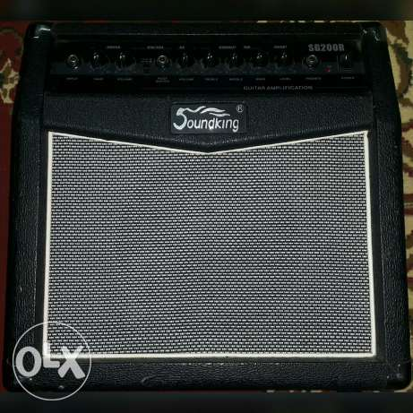 Soundking Amplification