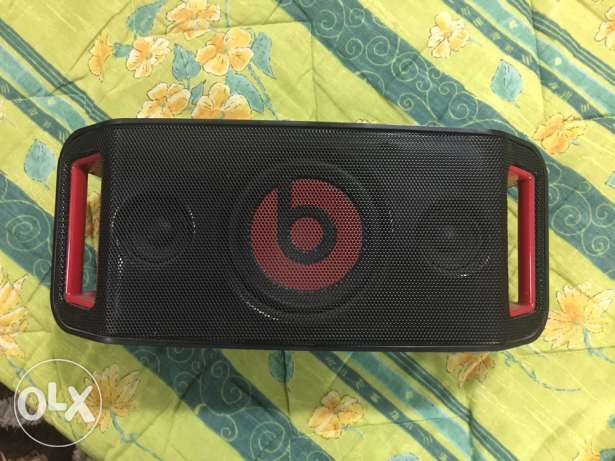 Beats by dr dre beatbox wireless سماعه