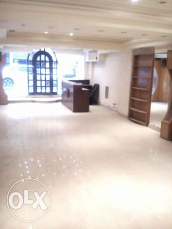 Shop for Rent in masr elgadida