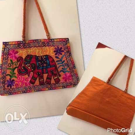 Indian casual bag