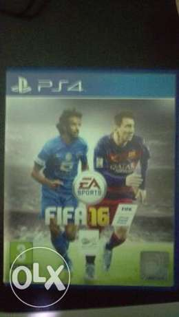 Fifa16 arabic edition for PS4