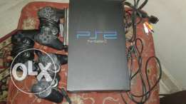 Play station 2 good condition realy