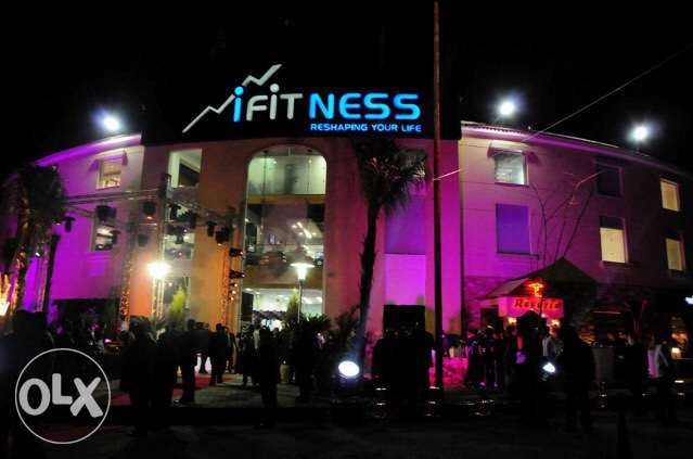 Ifitness membership