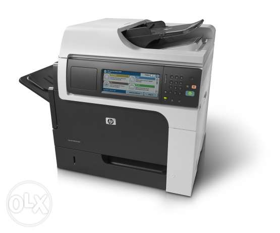 printer hp laserjet m4555mfp