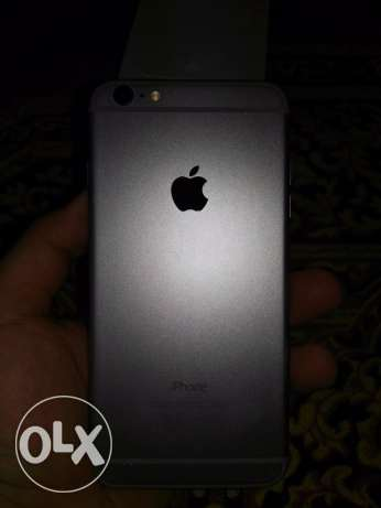 iPhone 6 Plus 16 giga space grey المرج -  3