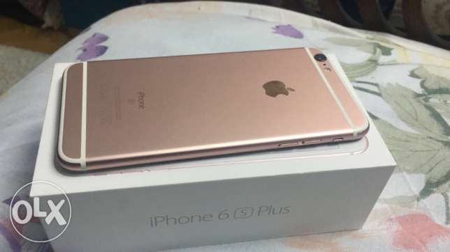 Apple iPhone 6S Plus Rose Gold 64GB For Sale مدينة نصر -  4