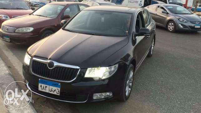Skoda Superb For Sale 2011 all fabric in and out