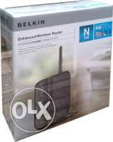 Belkin F5D7230-4 Wireless Cable/DSL Router