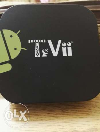 Android tv box تي في اندرويد