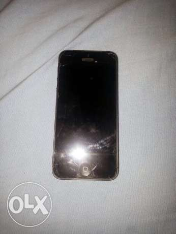 iphone 5 for sale 16G space gray