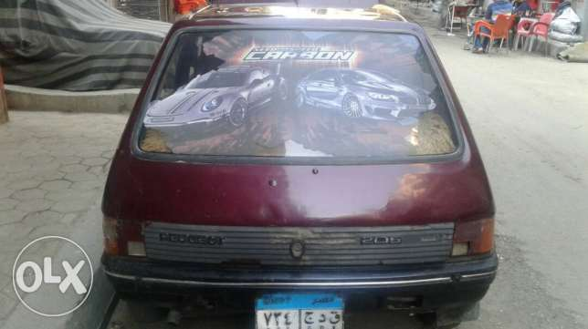 Peugeot بيجو 205 for sale