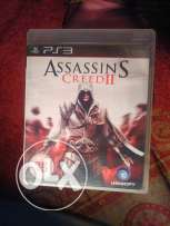 Assassin's Creed 2 for ps3 original as new